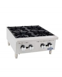 "ATHP-24-4 HD 24"" Four Burner Hotplate"