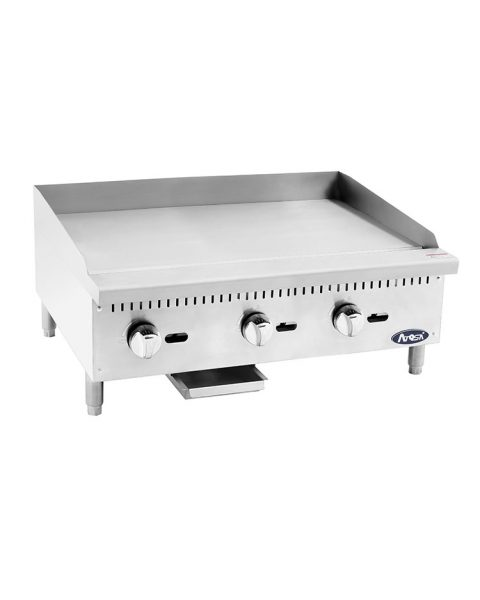 "ATMG-36 HD 36"" Manual Griddle"
