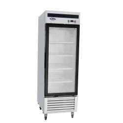 MCF8701 - Bottom Mount (1) One Glass Door Freezer