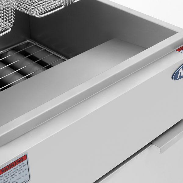 """ATFS-75 HD 75"""" S/S Deep Fryer"""