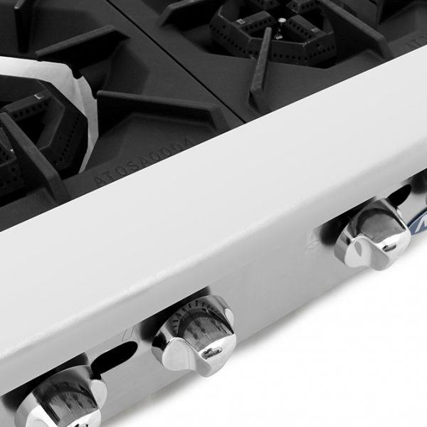 "ATHP-24-4 HD 24"" Four Burner Hotplate"