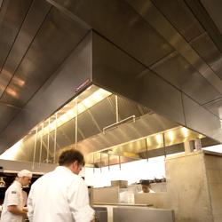 Commercial Ventilation Hood System